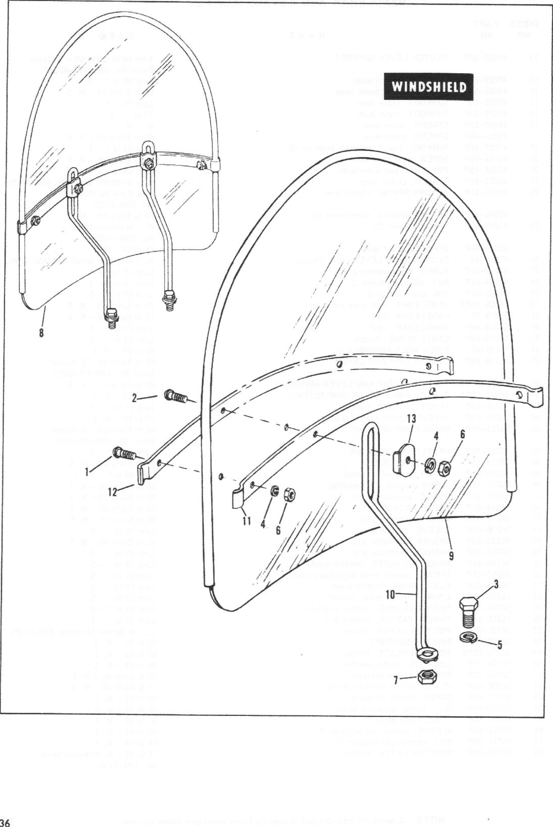 Harley Davidson Oem Parts Diagram Aermacchi M50 • Wiring