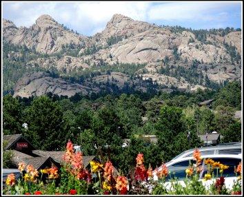 new town mountain