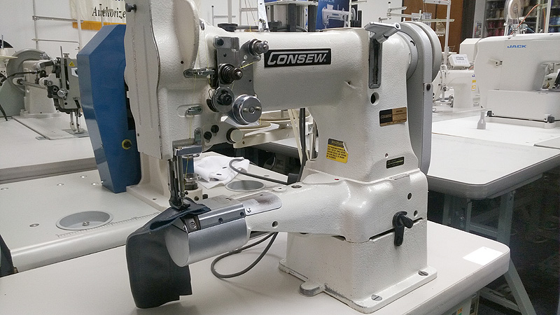 Commercial Sewing Machines Vinyl