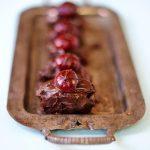 Healthy Black Forest Bon Bons (Vegan, Gluten Free, Paleo)