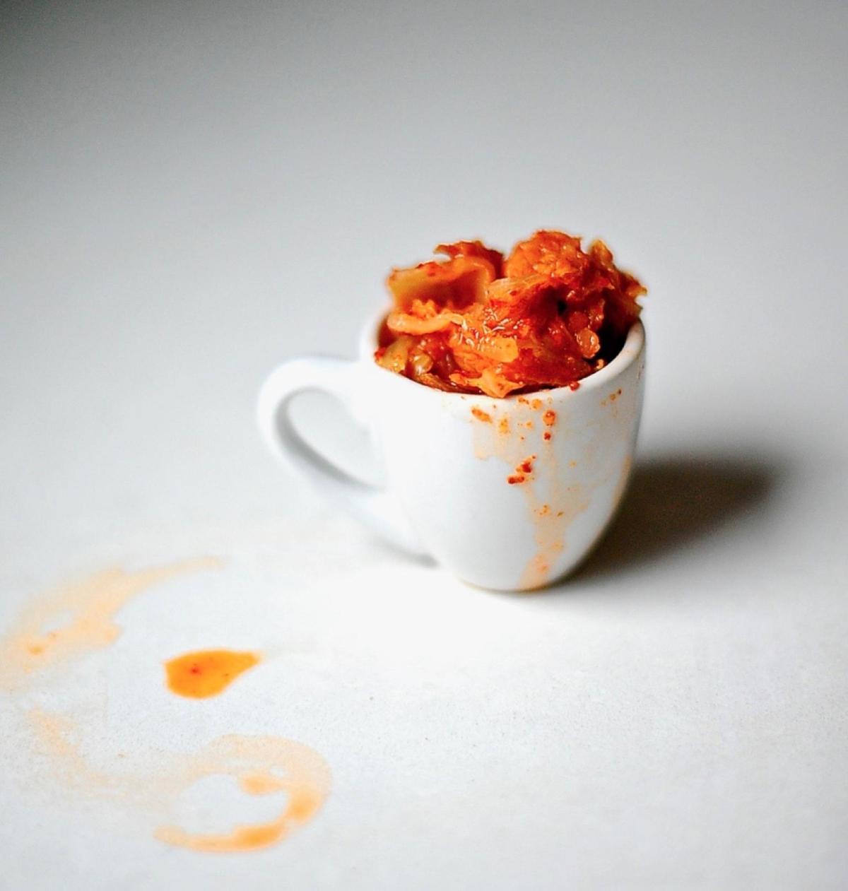 Miso Kabocha Squash Soup, Vegan Gluten Free