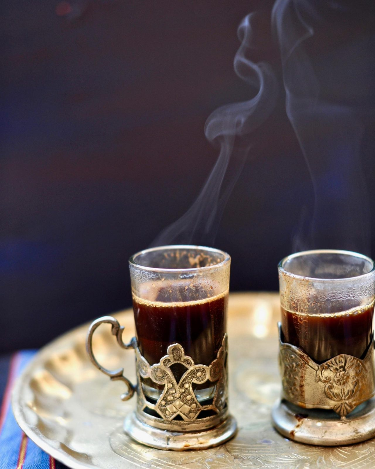 How to make Aromatic Turkish Coffee Recipe