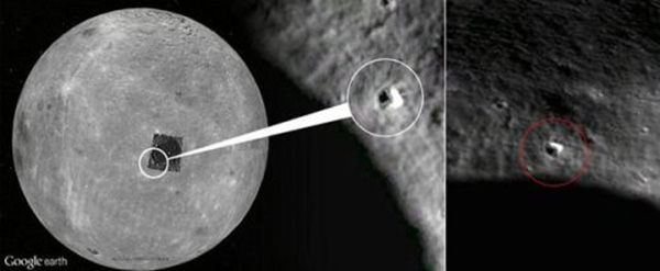 Enormous Extraterrestrial Craft Hiding On The Moon Anzvc-googleearth