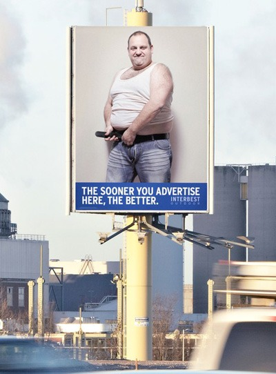 This Series Of Billboards Is Advertising Done Right Very Clever