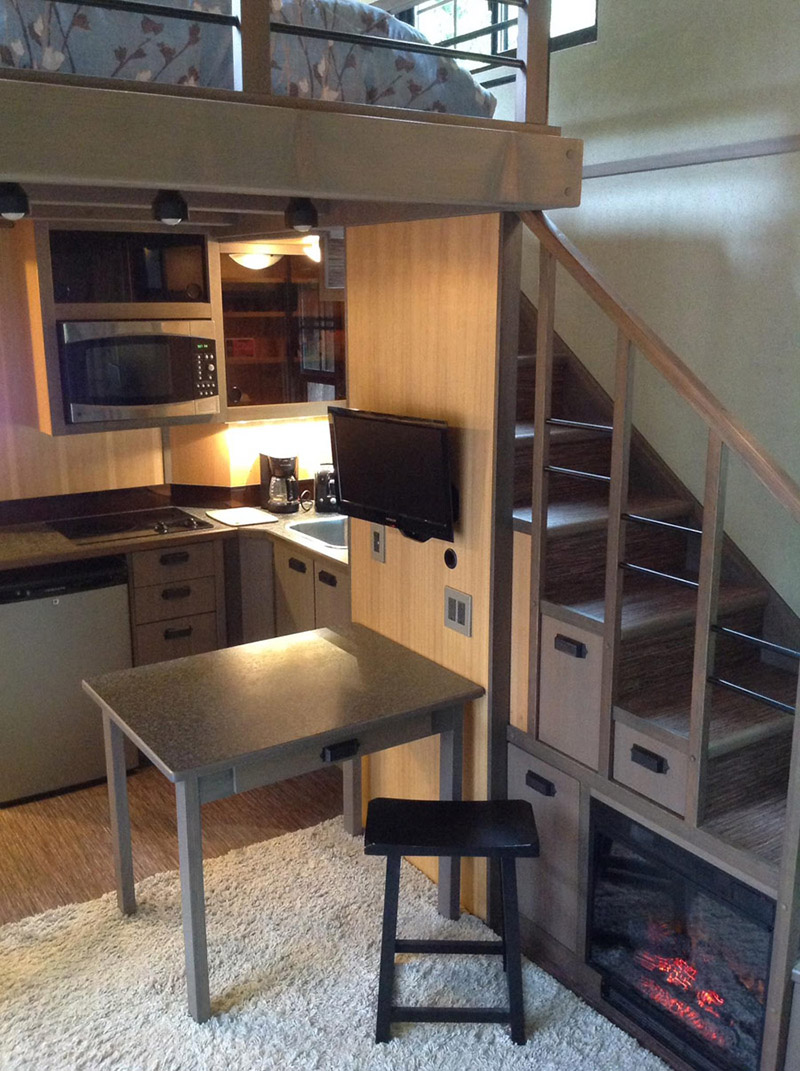 Take A Look Inside This Luxury 280 Square Foot Tiny House In Oregon