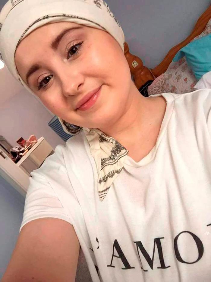 Irish teen cancer trip to US