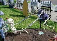 Skeletons For Halloween Decorations 35 Ghosts Skeletons ...