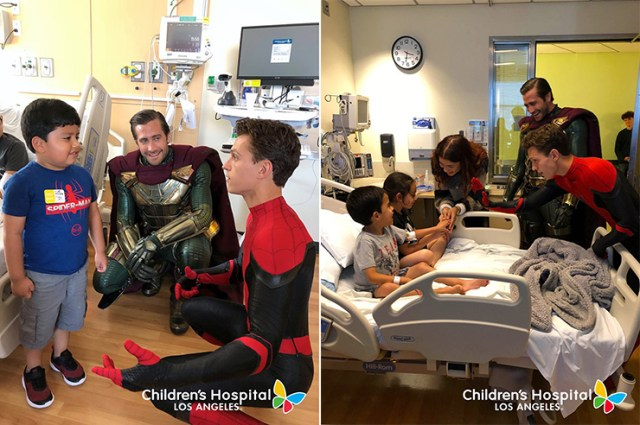 25 million donation childrens hospital LA