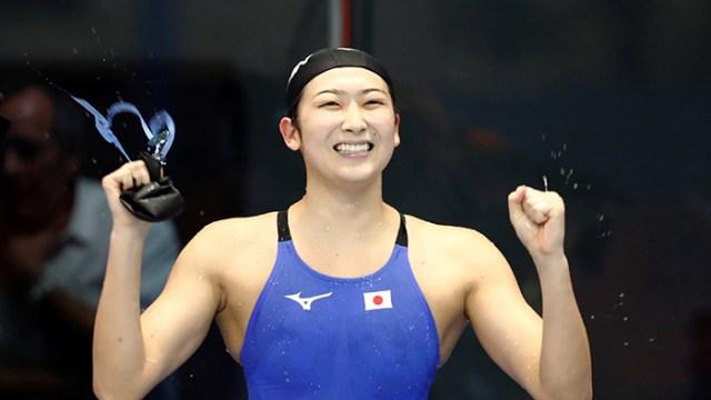 Rikako Ikee qualifies for olympics