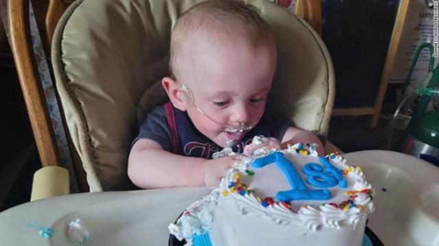 preemie world record 1st birthday
