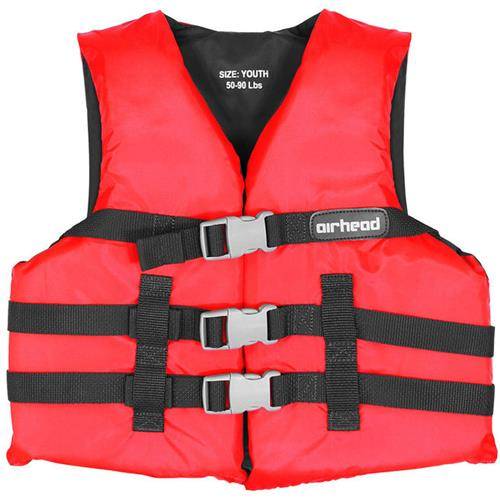 Airhead 10890 Youth Nylon Pfd Open Side In My Opinion