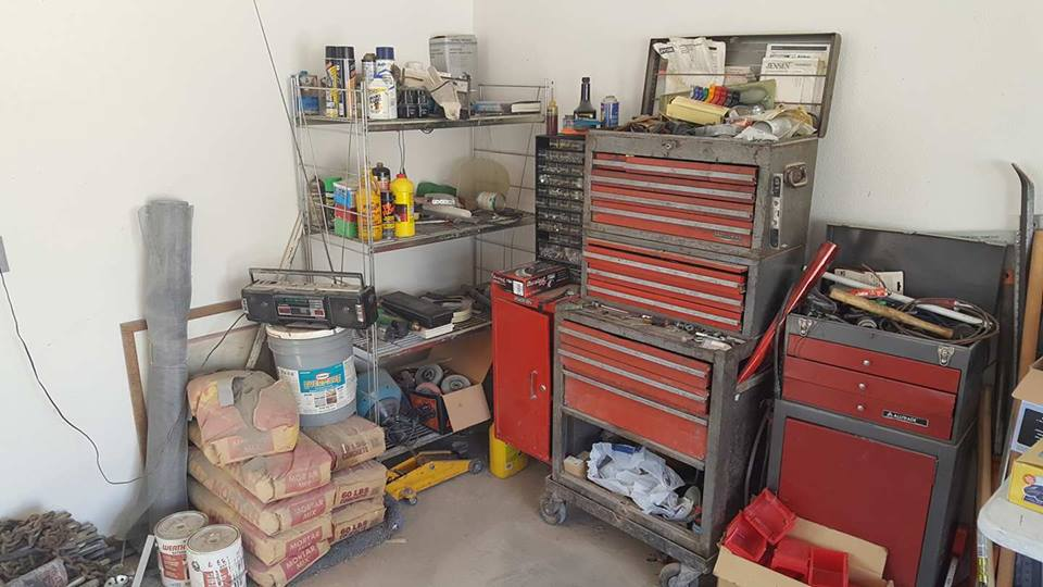 Come to our Tools Tools Tools and More sale this weekend!