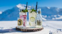 Enjoy Drink In Igloo 2700 Metres Sunny Valley