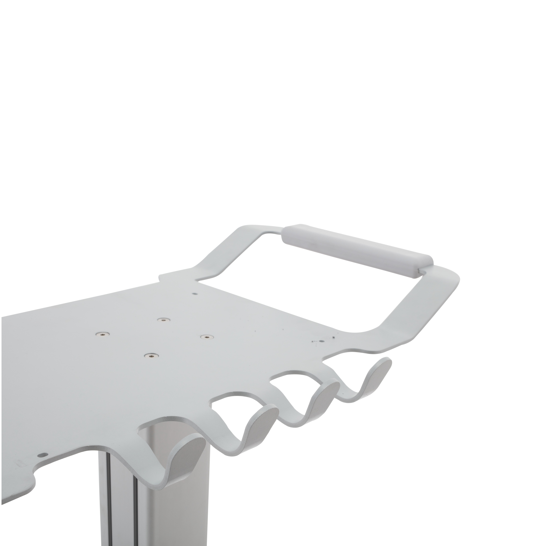 Mobile ECG Trolley, ECG Cart