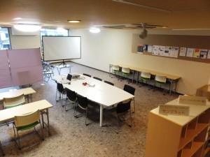 サンプラット香川の自習室・コワーキングスペースloungespace20151225
