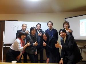 西日本めちゃイケ異業種交流会コンテンツライティングマスター塾20160218eve-writingmaster01