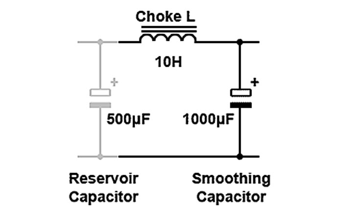 ripple voltage in rectifier circuit