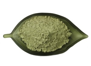detoxifying vegan green clay soap