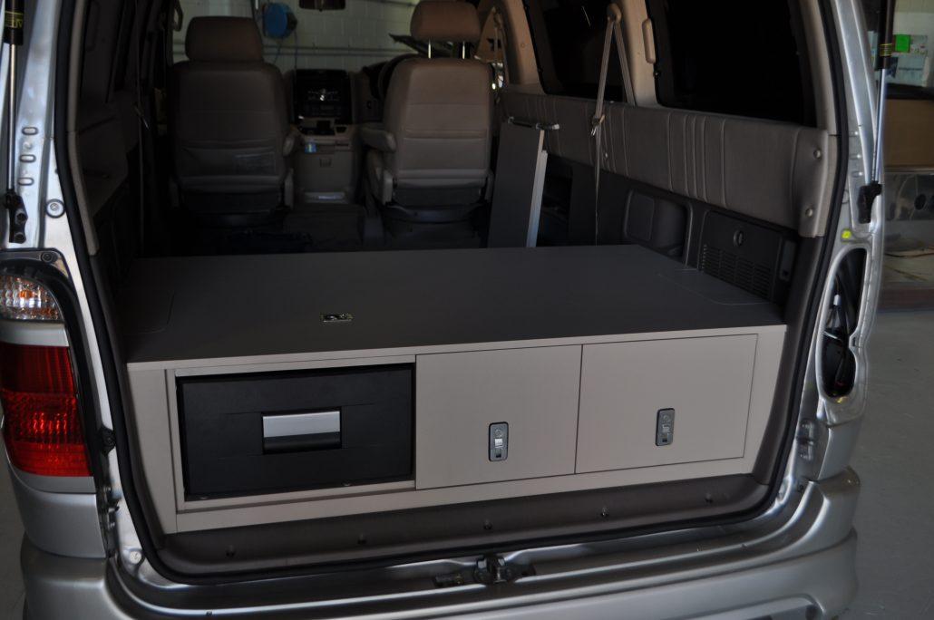 Toyota Granvia Campervan Conversions  Sun Power Motorhomes