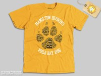 School | Paw Print | Sundog: Custom t-shirt designer ...