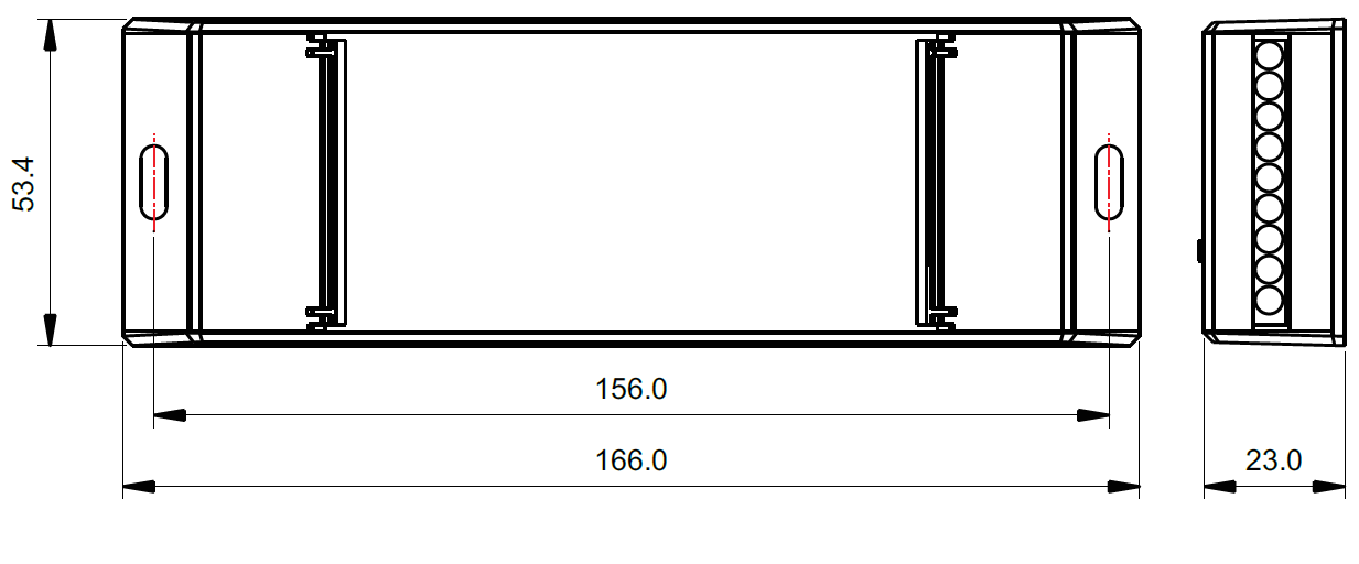 0 10v analog signal wiring 2007 nissan xterra radio diagram easy connection 0/1-10v constant voltage dimmer sr-2002p