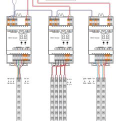 Push Dim Wiring Diagram Delta Motor Dali Lighting Control On Dimming Commercial ...