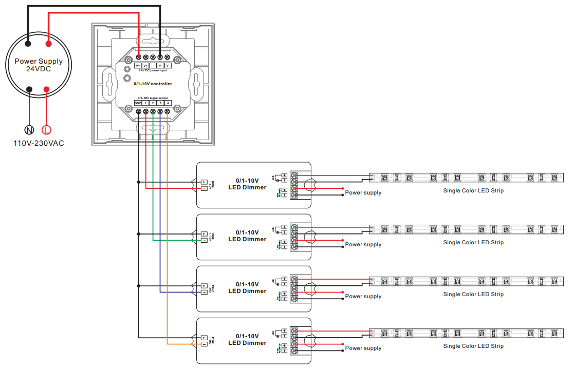 hight resolution of  sr 2830a 1 10v wiring touch panel 0 10v dimmer sr 2830a 1 10v 0 10v 0 10v dimmer switch wiring diagram