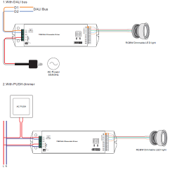 Dali Led Driver Wiring Diagram Grand Jeep Cherokee 1998 Radio 4 Channels Constant Current 75w Dimmable Srp-2305-75w-ccf