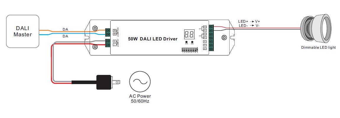 d2 led wiring diagram