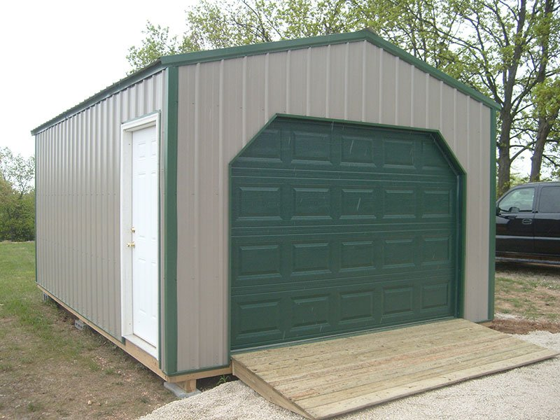 Portable Garages Sunrise Buildings