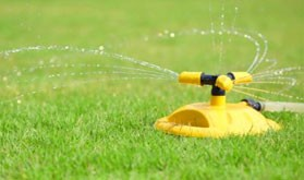 Irrigation Contractor Servicing Tampa