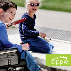 Wheelchair Batteries Ace Hardware Folding Adirondack Chairs Zippie Salsa-r2 Kids Power | Sunrise Medical