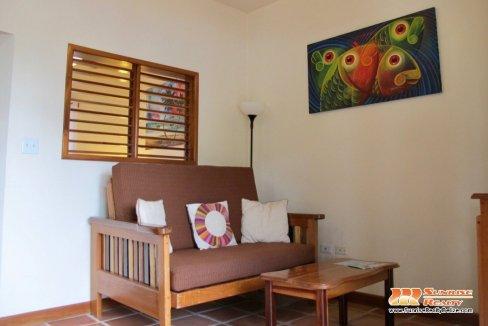 Sapphire Beach 2A Living Room