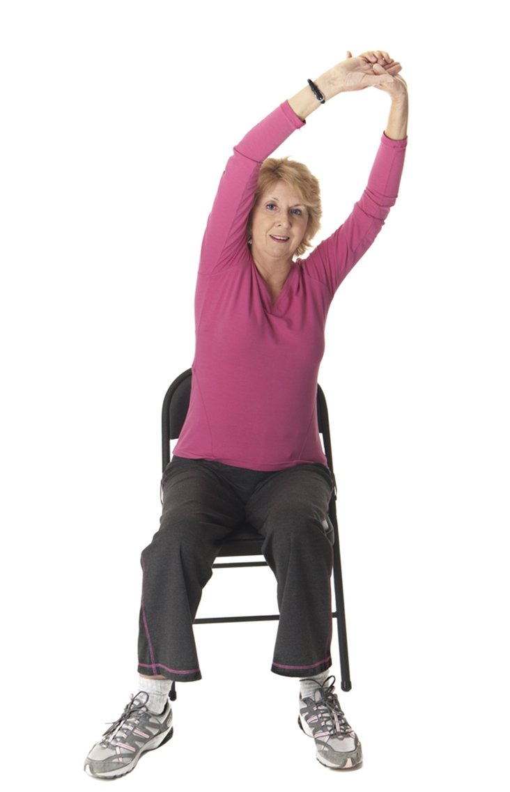 Stay Healthy with Seated Aerobics