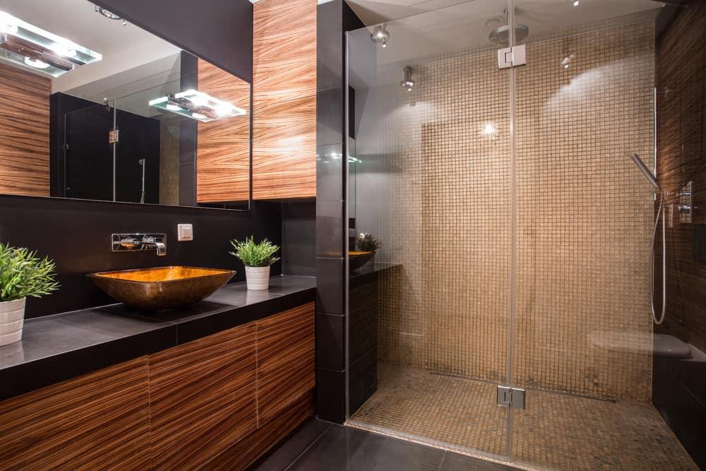 41 creative bathroom tile ideas