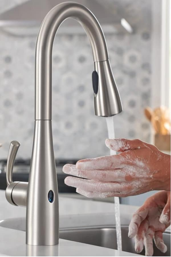 it cost to install a kitchen faucet