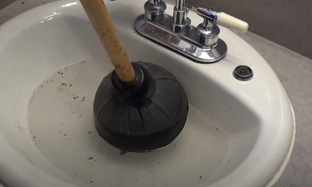9 ways to clean bathroom sink drain