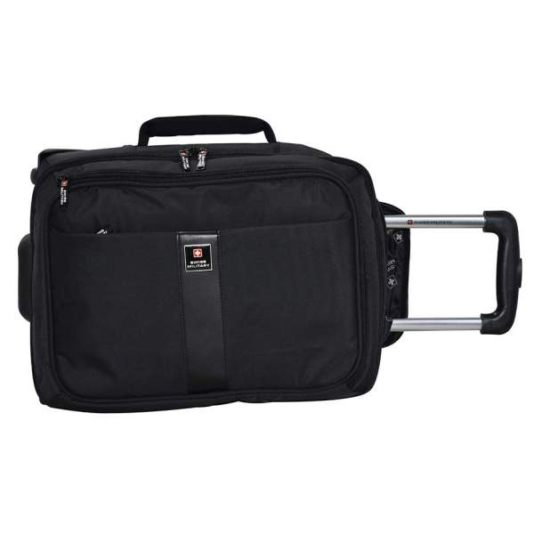 Swiss Military Ltb4 Laptop Briefcase Cum Overnighter