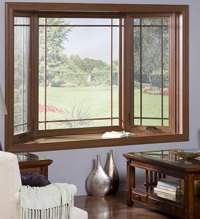 Custom Sized Bay Windows | Bow Windows | Sunrise Windows