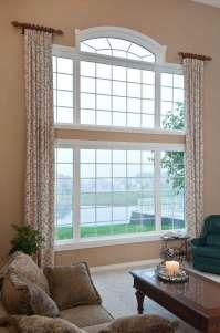 Geometric Window Shapes and Designs | Sunrise Windows & Doors
