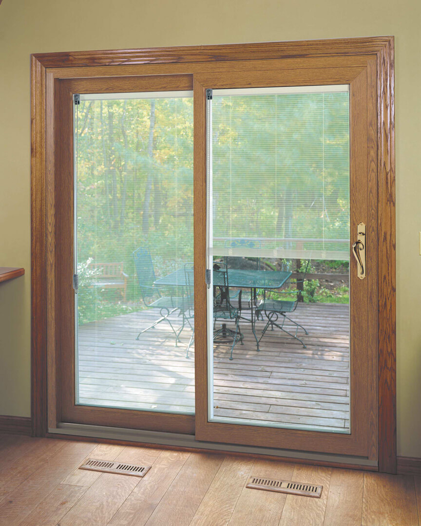 sliding patio doors energy efficient
