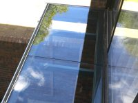 Glass Flooring for Balconies from Sunrock Balconies