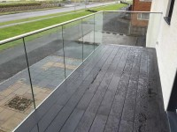 Infinity Glass Balcony - Bespoke Glass Balconies by ...