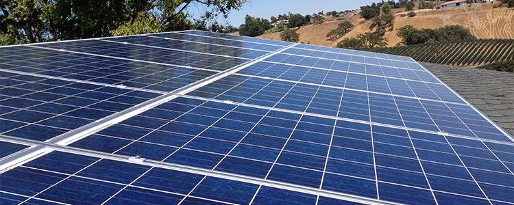 how efficient are solar