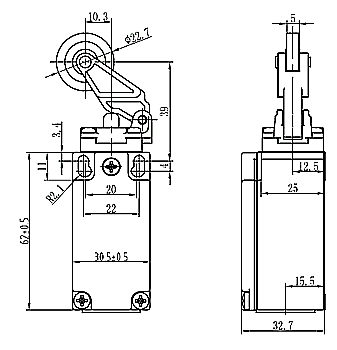 Limit Switch Symbol Schematic, Limit, Free Engine Image