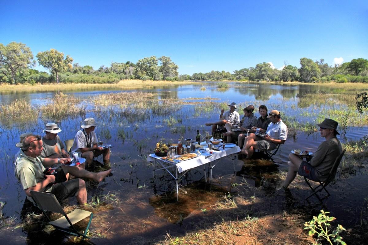 Selinda reserve, Uncovering the Secrets of Selinda