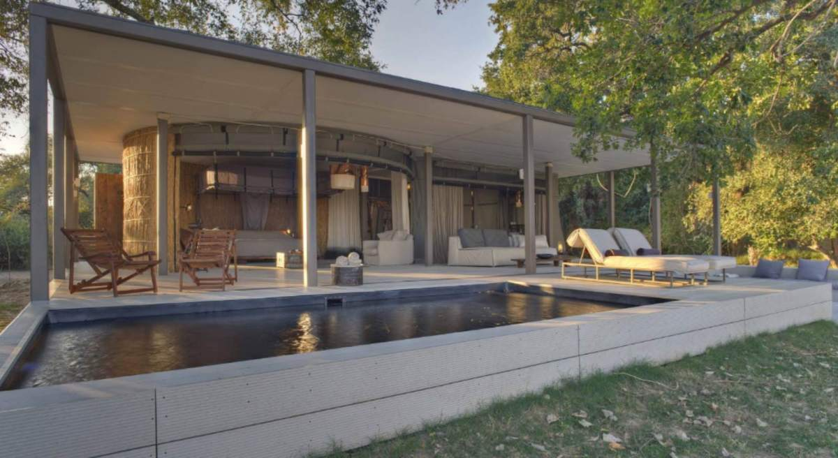 Luxury Chinzombo suites