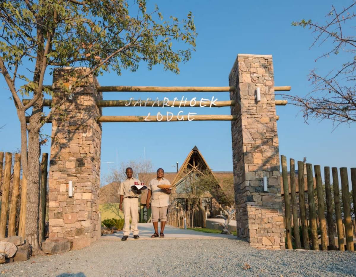 Safarihoek in Etosha Heights Private Reserve