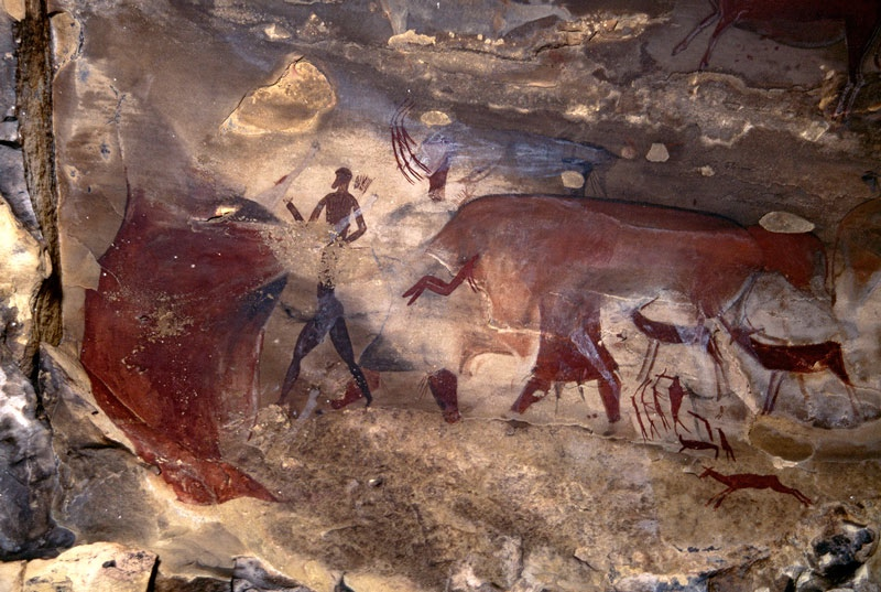 rock art, The best places to view rock art in South Africa