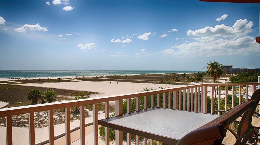 Surf Beach Resort Vacation Condo Rentals Treasure Island Florida